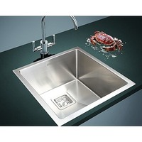 Heavy Duty Stainless Steel Kitchen Sink 430x455mm