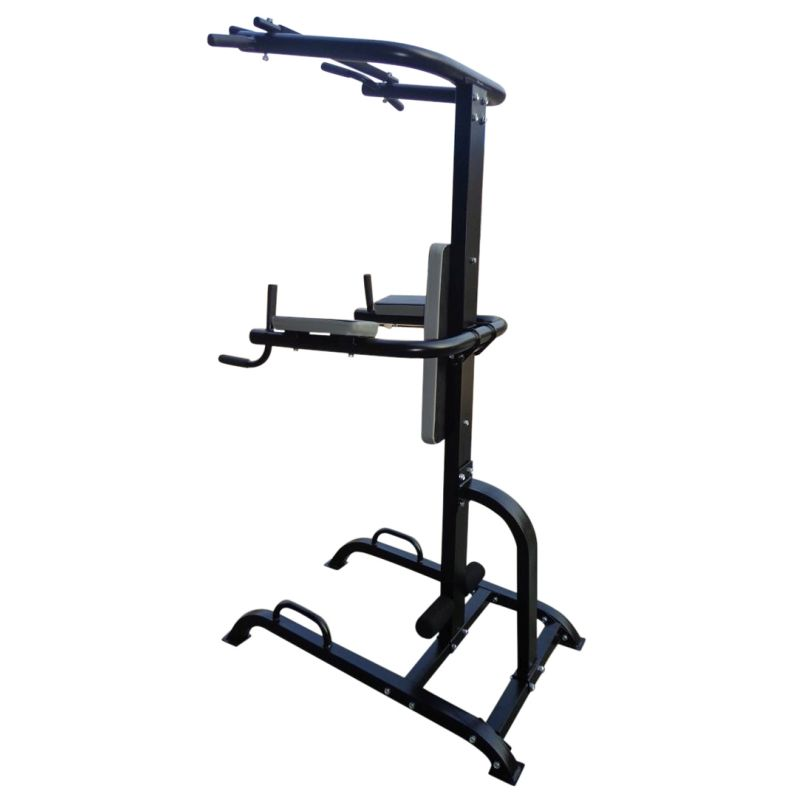 power tower chin pull up dip bar station stand buy power. Black Bedroom Furniture Sets. Home Design Ideas