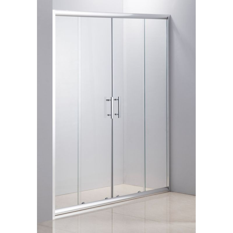 Wall to wall sliding door shower screen 1200mm buy for 1200mm shower door sliding