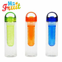 Infuzer Sports Water Bottle Fruit Infusion