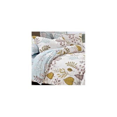 Amazon Queen Cotton Doona Quilt Cover Set 250TC