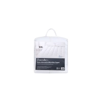 Down Alternative Microfibre King Mattress Topper