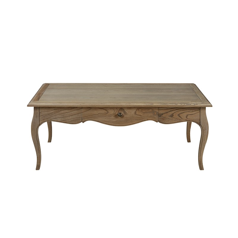 French Provincial Rustic Wooden Coffee Table In Ash Buy Tables