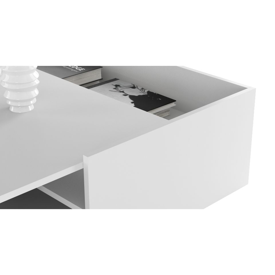 Minimalist cube design coffee table buy tables for Minimalist table design