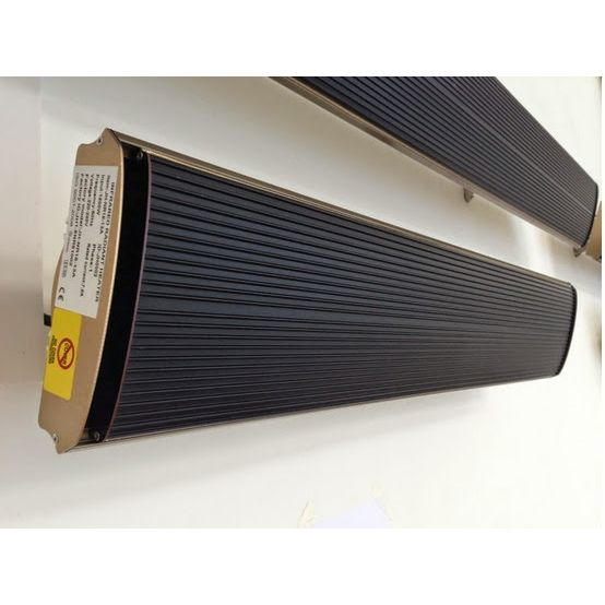 Outdoor Patio Electric Strip Radiant Heater 2400W Buy Patio Heaters