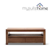 Packer Tasmanian Oak Coffee Table with 2 Drawers