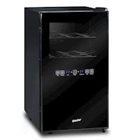 Cybercool Thermoelectric Wine Cooler - 18 Bottles