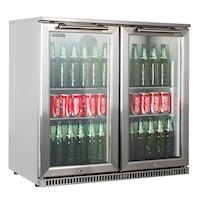 Cybercool Commercial Display Outdoor Bar Fridge