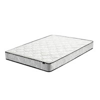 Ceres Queen Size Soft Pocket Spring Mattress 20cm