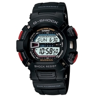 Casio G-Shock Mudman Mens Watch in Black & Red