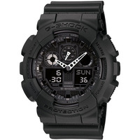 Casio G-Shock All Black Extra Large Men's Watch