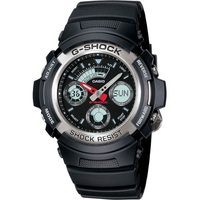 Casio G-Shock Tough Mens Watch in Black Resin