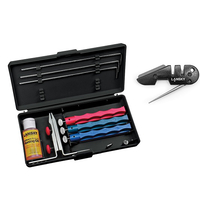 Lansky Standard Knife Sharpener Kit with Pocket Set
