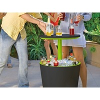 Keter Cool Bar Icebox and Outdoor Table 2-in-1