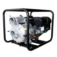 Trash Sludge Mud & Septic Pump, 3.0 Inch 6.5 HP