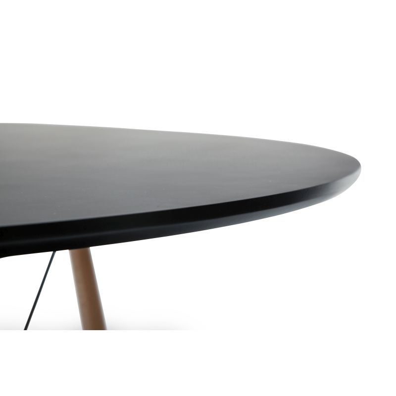 Eames DSW Large Round Dining Table Replica in Black Buy  : 701 02104 from www.mydeal.com.au size 800 x 800 jpeg 45kB