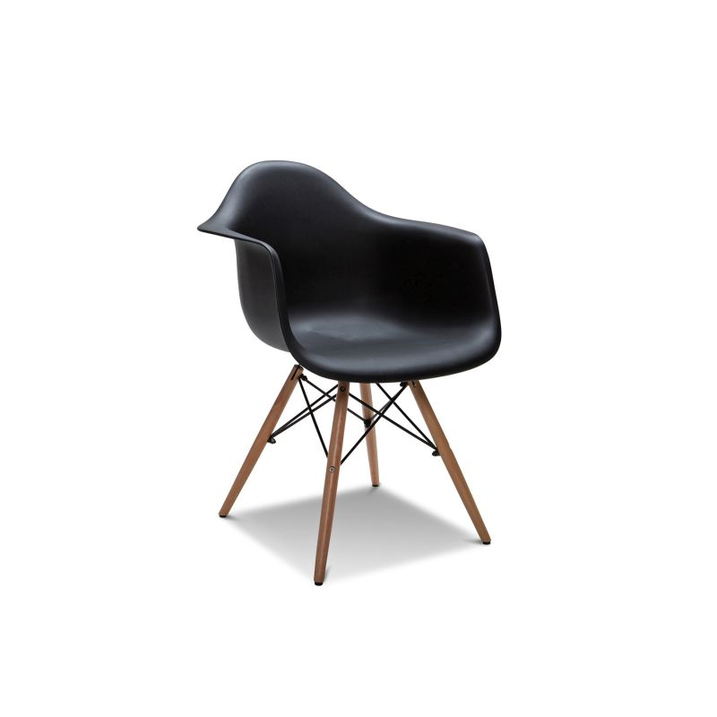 4 Replica Eames DSW Dining Chairs in Black Buy Eames  : 701 02502 from www.mydeal.com.au size 800 x 800 jpeg 48kB
