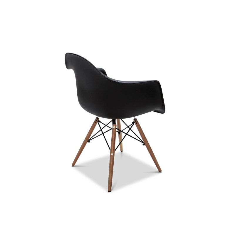 4 Replica Eames DSW Dining Chairs in Black Buy Eames  : 701 02506 from www.mydeal.com.au size 800 x 800 jpeg 45kB