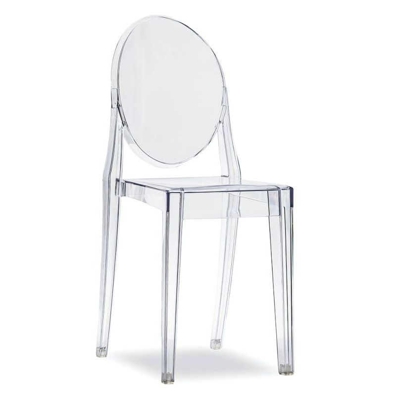4x philippe starck replica victoria ghost chairs buy furniture. Black Bedroom Furniture Sets. Home Design Ideas