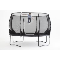 Plum Premium 12ft Trampoline with Enclosure