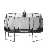 Plum Premium 14ft Trampoline with Enclosure