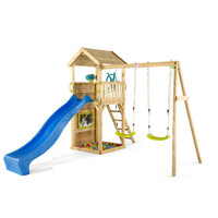 Plum Kids Playground Equipment Tower, Swings, Slide
