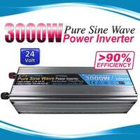 Pure Sine Wave Power Inverter 3000W/6000W 24V-240V