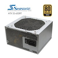 Seasonic SS-650RT Switch Mode PSU ATX12V Active PFC