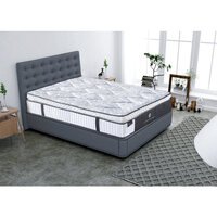 Queen Mattress Latex Micro Coil Pocket Spring