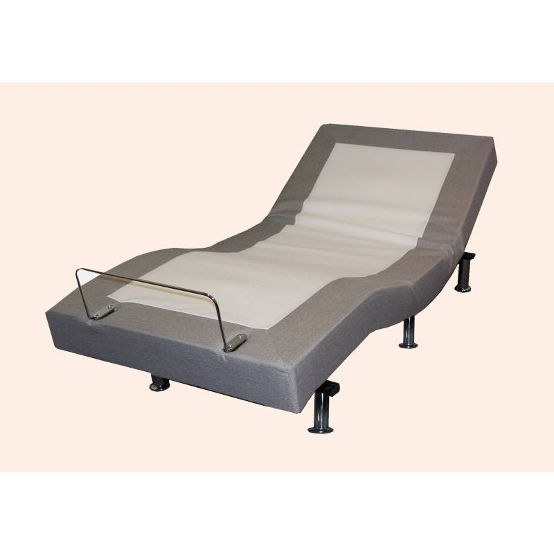 Adjustable Bed Frames Queen : Split electric bed frame with wall hugger queen buy