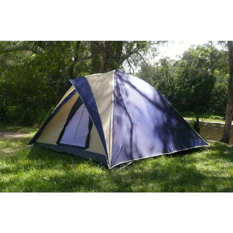 Huntsman 4 Man Dome Tent With Bag Guy Ropes Amp Pegs Buy