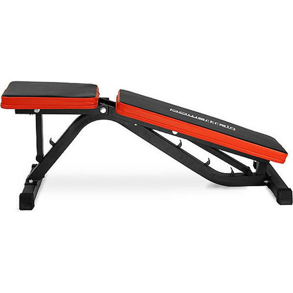 Powertrain Adjustable Incline Decline Gym Bench Buy Ab Benches