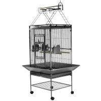 Large Steel Framed Parrot Aviary Bird Cage 170cm