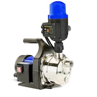 Auto Pressure Control Rain Water Pump in Blue 1400W