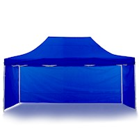 Wallaroo Popup Outdoor Gazebo - Light Blue 3 x 4.5M