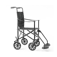 Orthonica Compact Foldable Wheelchair with Brakes