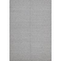 Casa Designer Diamond Blue Cotton Rug 280 x 190cm
