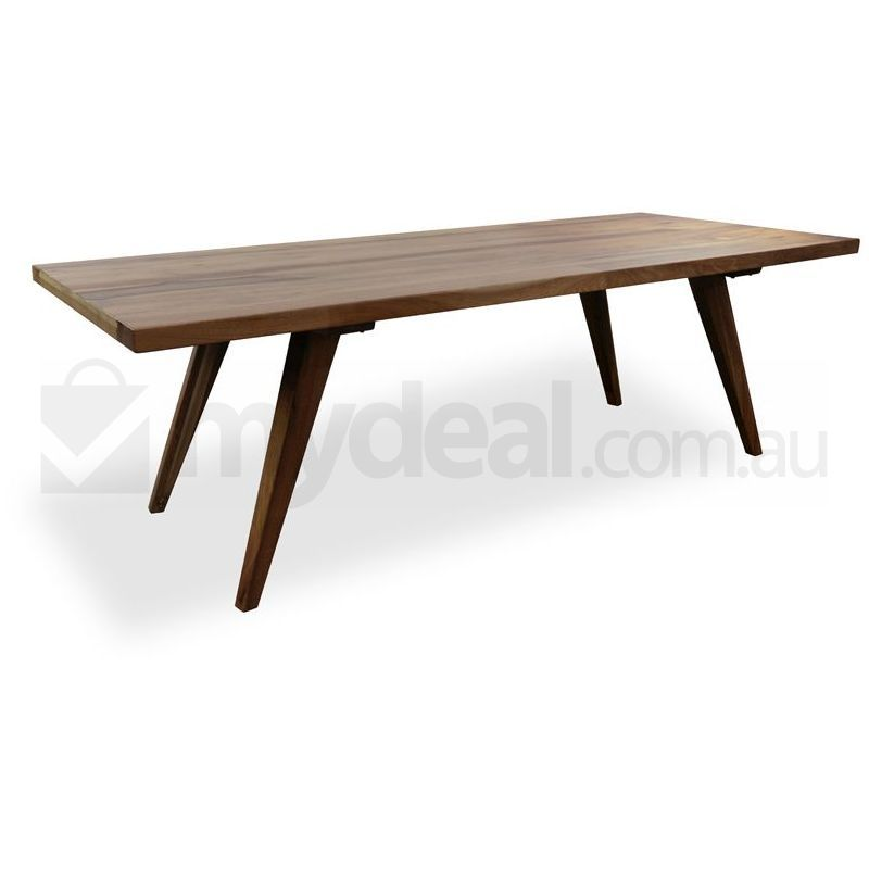 Vanity Reclaimed Elm Wood Solid Timber Dining Table Buy Furniture