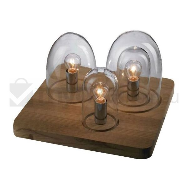 vintage wood glass tray table board lamp buy table lamps. Black Bedroom Furniture Sets. Home Design Ideas