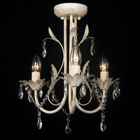 Harmony French Provincial Glass Crystal Chandelier