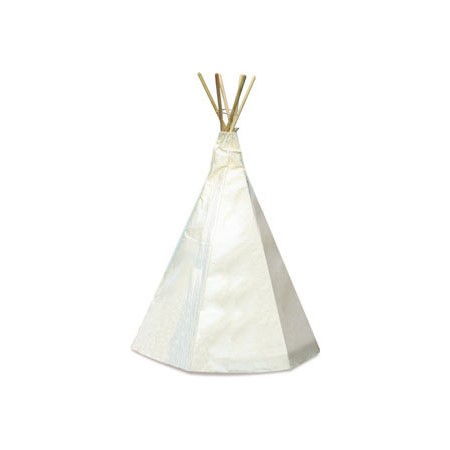 Vilac Kid's Plain Pop Up Teepee Outdoor Play Tent