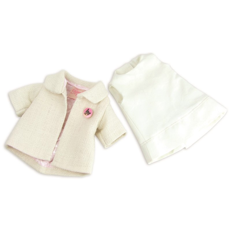 Petitcollin Bagatelle Outfit French Doll Clothes
