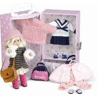 Petitcollin Camille's Day Mix & Match French Doll