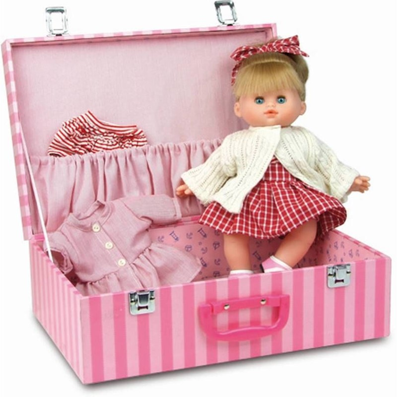 Caline Saint Malo Petitcollin French Doll Set