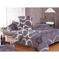 Soney Queen Size Polyester Doona Duvet Cover Set