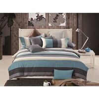 Fantasy Queen Polyester Quilt Doona Duvet Cover Set