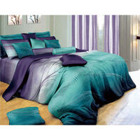 Vitara Super King Size Doona Duvet Quilt Cover Set