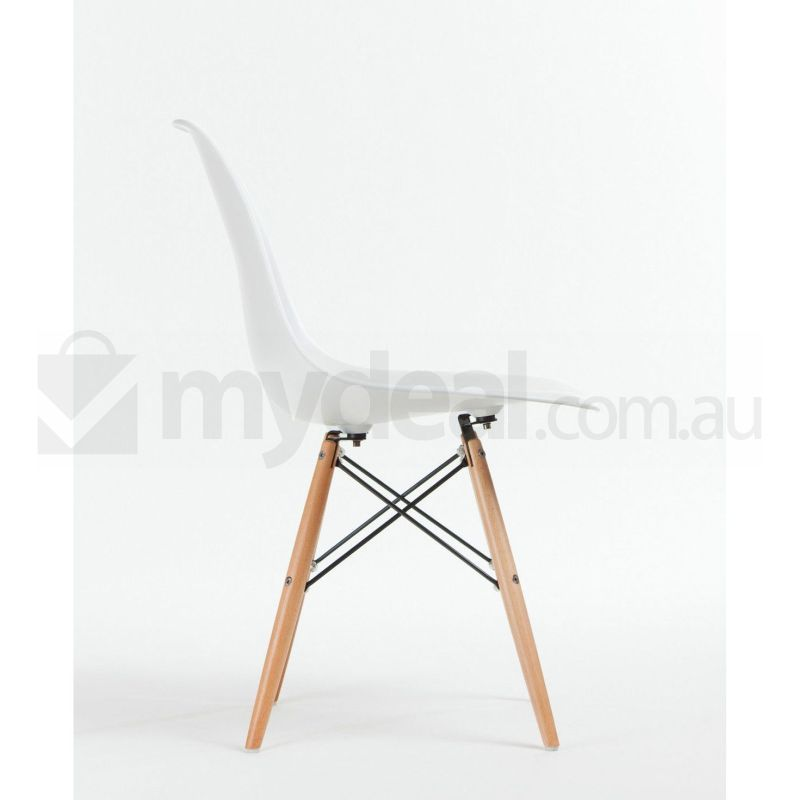 8 pack replica eames eiffel dsw dining chair white buy eames dining chairs - Eames eiffel chair replica ...