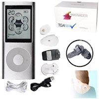 1 Channel Pain Massager LCD Display TENS Machine