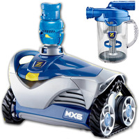 Zodiac MX6 Automatic Pool Cleaner with Leaf Catcher
